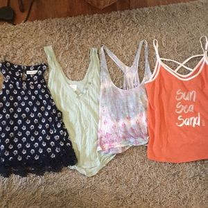 Surf Bundle 4 items size small